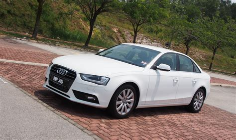 Audi A4 1 8 Tfsi by Audi A4 1 8 Tfsi Review The B8 Gets More Efficient Image