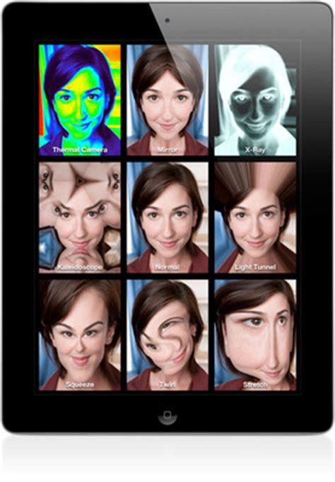 Apple Photo Booth App