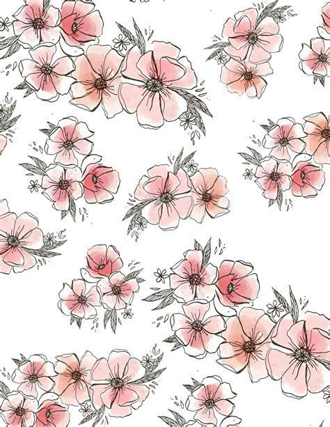 floral prints papier fabrik april 2011