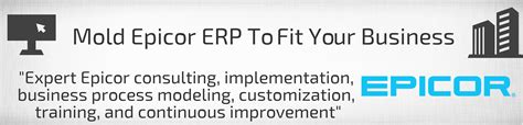 Epic Implementation Consultant by Epicor Consulting Datix Erp Epicor Certified