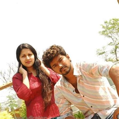 actor vijay and wife photos cinema actor vijay with his wife sangeetha recent photos