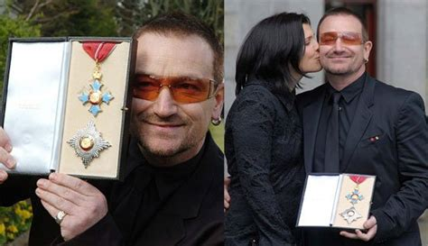 Bono Was Knighted by Bono Gets Knighted Just Don T Call Him Sir Popsugar
