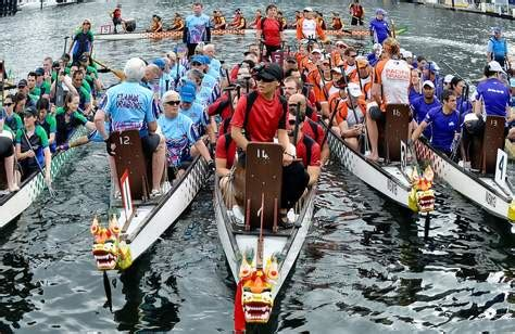 dragon boat racing sydney 2018 the best things to do see and eat during sydney chinese