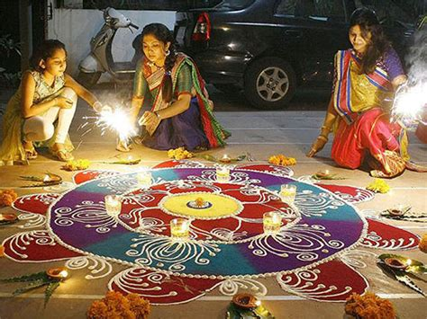 Diwali Decoration In Home by Diwali Celebrations Around India