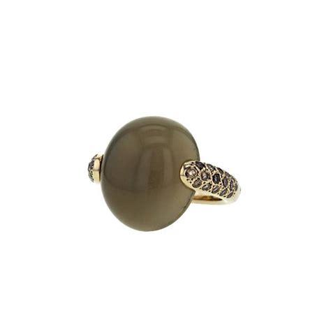 anelli di pomellato anello pomellato 323711 collector square