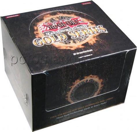 Yu Gi Oh Box 1 Yu Gi Oh Gold Series 1 Booster 2008 Box Potomac
