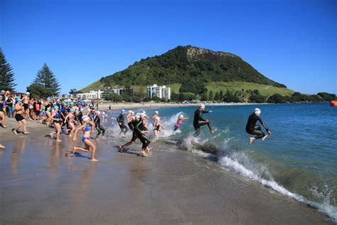 banana boat nz banana boat new zealand ocean swim series mt maunganui