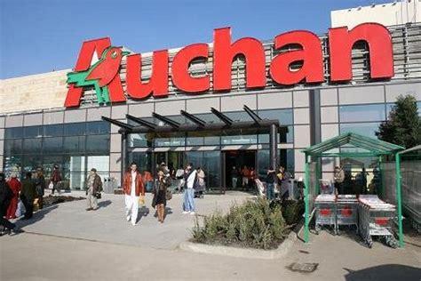 si鑒e social auchan auchan hypertransaction on the shopping centers market