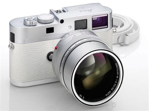 leica m9 price leica launches white m9 p limited edition