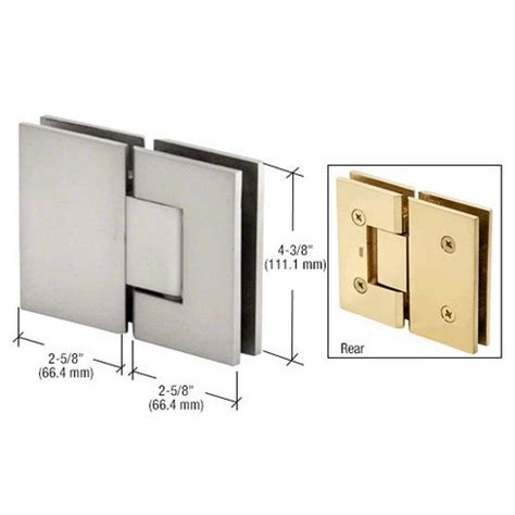 Crl Vct180sc Victoria Series Glass To Glass Hinges Glass Shower Door Hardware Parts