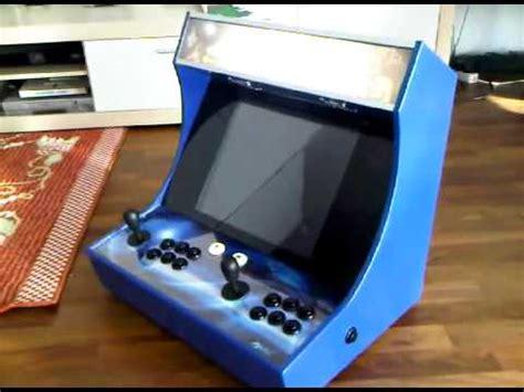 Bartop Diy Bartop Arcade Machine Mame