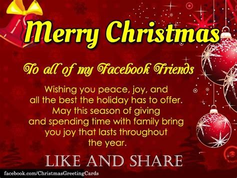 merry christmas    facebook friends pictures   images  facebook tumblr