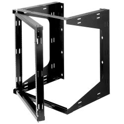Wall Mount 19 Rack by Bud Industries Inc Sf 2184 21 Quot X 19 Quot Wall Mount Swing