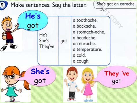 Illnesses Vocabulary Worksheets