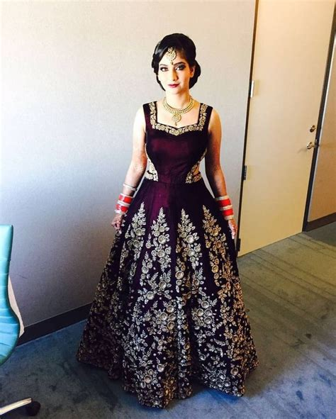 Wedding Wear Gowns by Punjabi Wedding Reception Dresses Bridesmaid Dresses