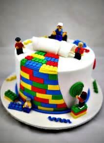 ausgefallener kuchen die besten 17 ideen zu lego torte auf lego