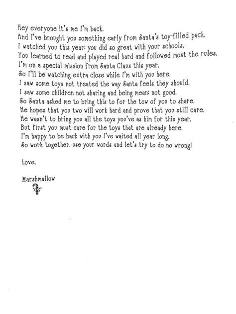 On The Shelf Welcome Back Letter by Pin By Genesis Reeder On Things To Do This Winter