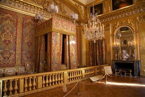 chambre de palace appartement du roi