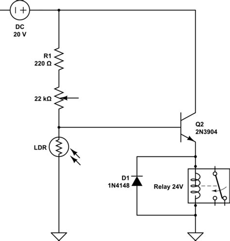 generous how to read relay schematic gallery electrical