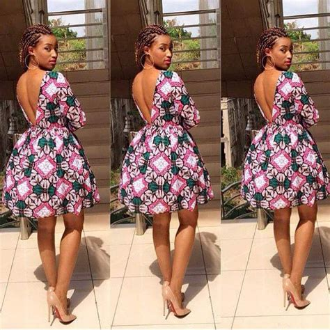 ankara new gown style 6 amazing ankara short gown styles amillionstyles com