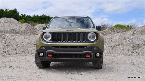 2015 Jeep Renegade Review 2015 Jeep Renegade Trailhawk Review 84