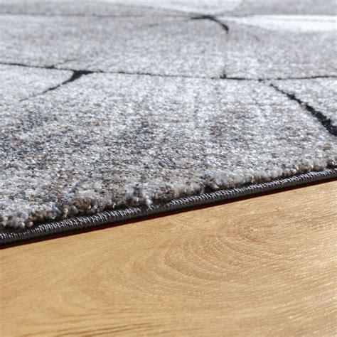 teppich beige grün teppich modern edel mit konturenschnitt baumstamm natur