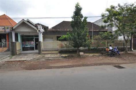 Jual Lu Tidur Malang rumah disewakan rumah usaha lokasi premium di jalan utama tengah kota malang