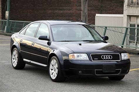 how cars run 2001 audi a6 parking system detailed information splendid automobiles inc