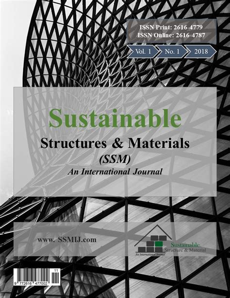 design and materials journal survey of sustainable criteria on building design