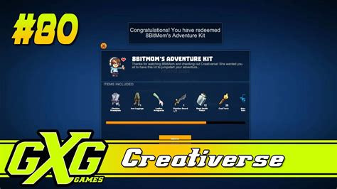 creativerse codes for shop redeem code creativerse creativerse ep 9 another