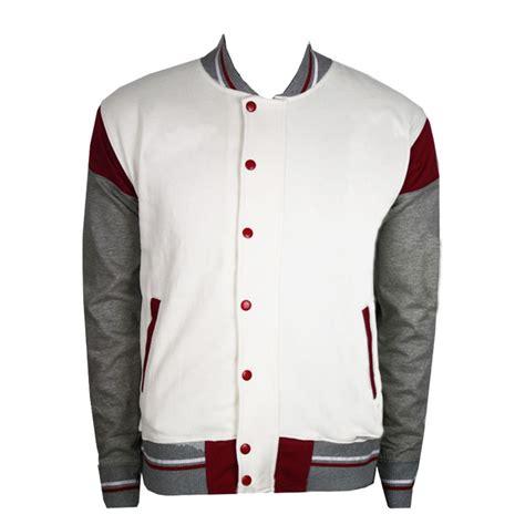 Sixe Jaket Baseball Jaket Baseball Varsity Navy Abu Best Seller Soulstar Omega Varsity Baseball Bomber Fleece Jacket Mens
