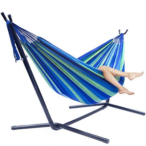 Hammock Bed With Stand Sorbus Hammock With Steel Stand Two Person