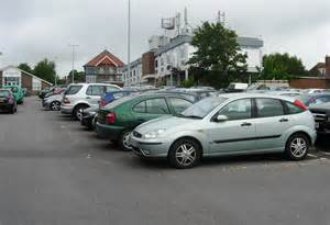 Car Park car park will be split into three phases to ensure parking space