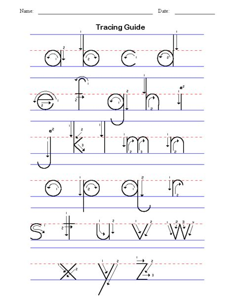alphabet writing paper gallery kindergarten writing paper with alphabet