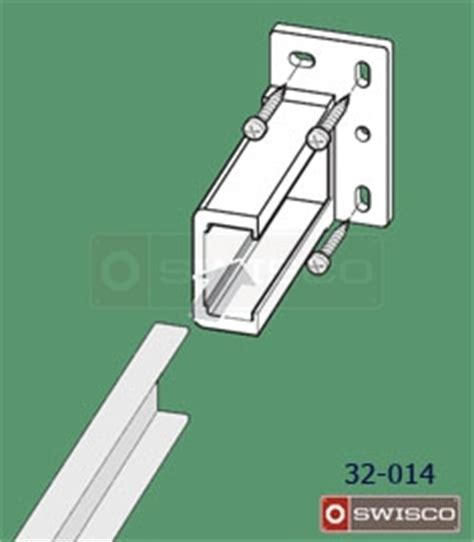 Rear Drawer Track Socket by 32 014 Rear Drawer Track Socket Pair Swisco