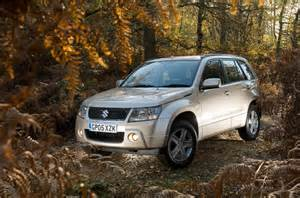 Road Suzuki Grand Vitara Suzuki Grand Vitara Review 2017 Autocar