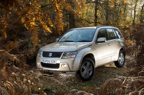 Suzuki Grand Vitara 2005 2014 Review (2017) Autocar