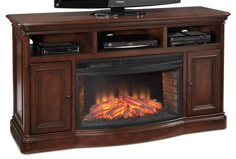 Toscana Entertainment Wall Units Fireplace Credenza Leon Electric Fireplace Wall Unit