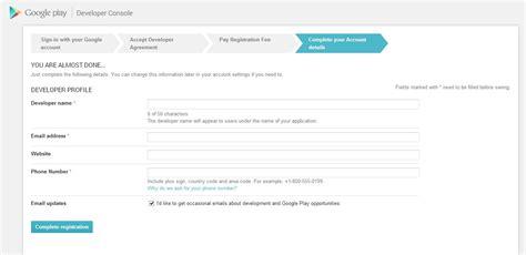 play store dev console publier une app sous andro 239 d pr 233 sentation de