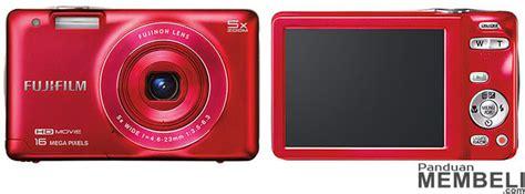 Kamera Digital Fujifilm Finepix Jx 5 kamera digital pocket saku termurah dan terbaik 2015