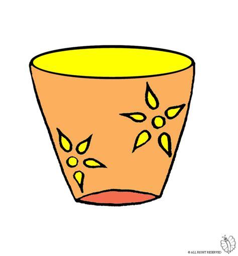 disegni di vasi sta disegno di vaso a colori