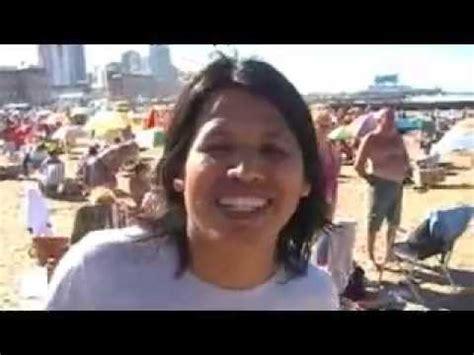 chicas en la playa youtube chicas en la playa girls in the beach thongs argentina