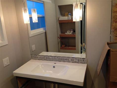 bathroom full wall mirror