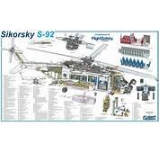 Sikorsky S 92  Car Interior Design