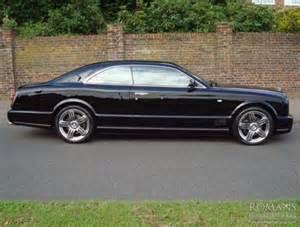 Bentley Brooklands Coupe New Bentley Brooklands Beluga Black