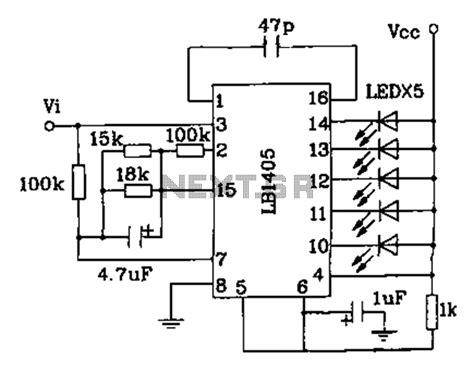 integrated circuit for led gt light laser led gt led circuits gt led indication integrated circuits l58501 next gr