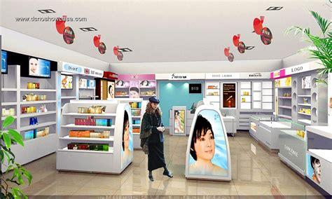 home zone design ltd regular cosmetic store furniture display showcase