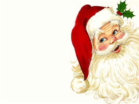 christmas wallpaper retro santa claus pictures free merry christmas santa claus hd