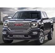 GMC Sierra 1500 And Denali Get Enhanced For The 2017