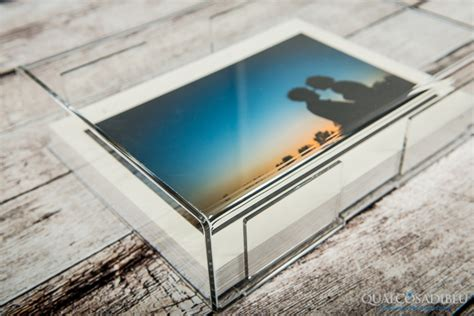 Wedding Box Photo by Wedding Box In Plexiglass Qualcosa Di Wedding Photo